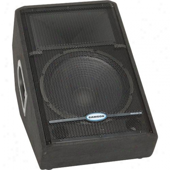 Samson Audio Wedge Monitor Speaker Sa-rs15m-hd