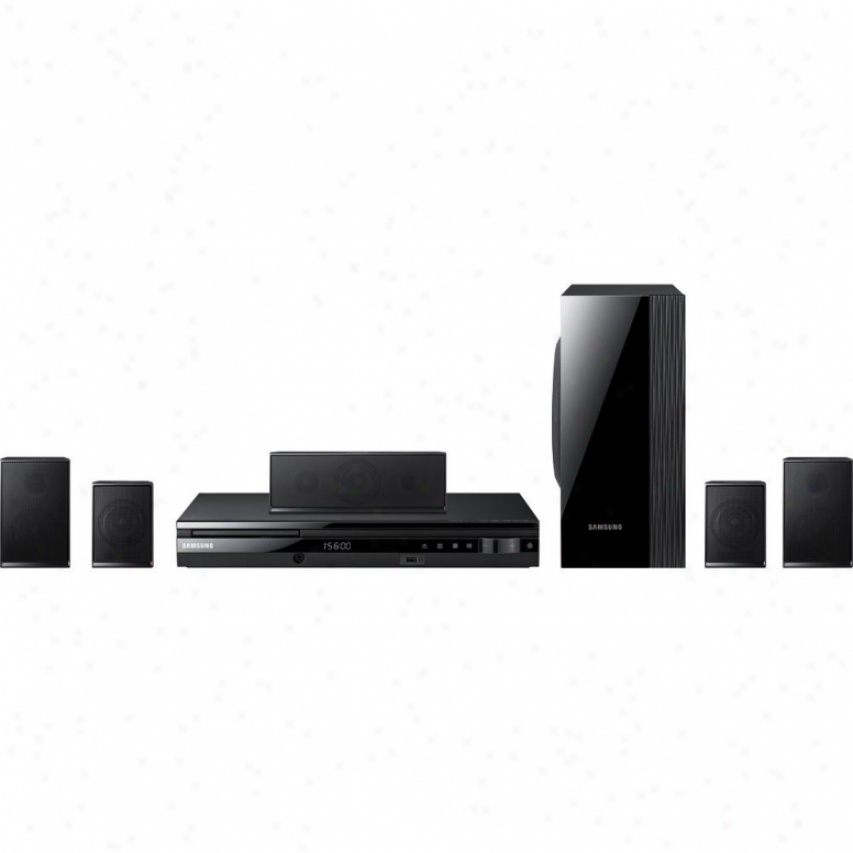 Samsung 5.1 Channel 1000 Watt Dvd Home Theater System