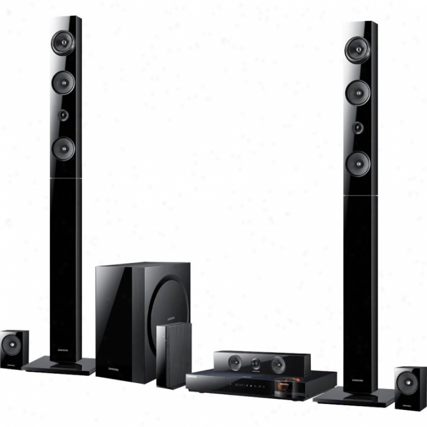 Samsung Hy-e6730w Blu-ray Fireside Theater Sound System
