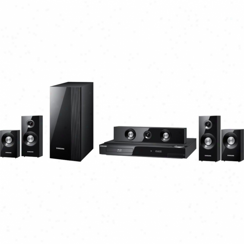 Samsung Open Case Ht-c5500 5.1 Channel Blu-ray Home Theater System