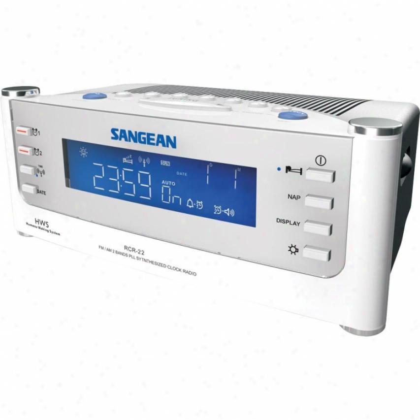 Sangean Rcr-22 Clock Radio