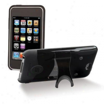 Scosche Ipod Touch Case With Kickstand