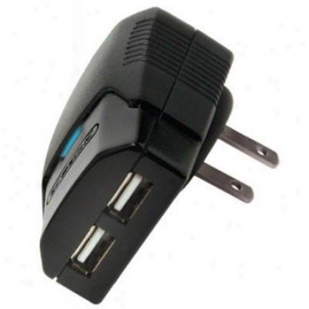 Scosche Revive Home Dual Usb No Cable