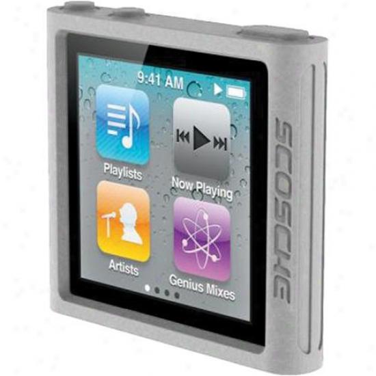 Scosche Soundkase T6 - Sport Case For Ipod Nano (gen 6)