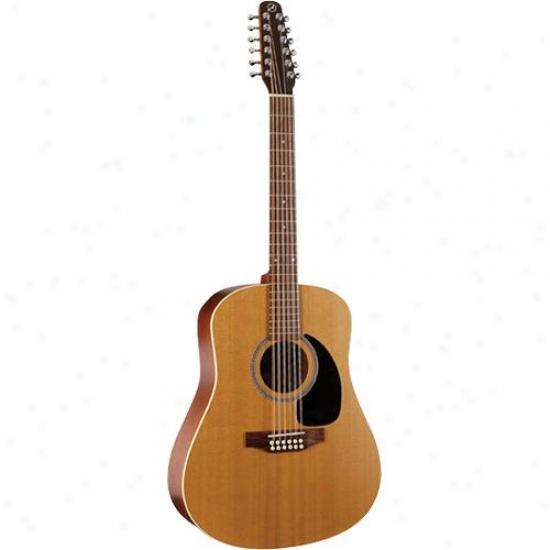 Seagull 029389 Coastline Cedar 12 String Guitar