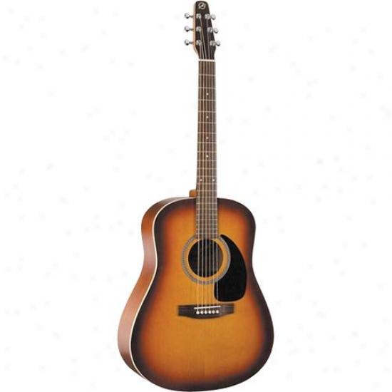 Seagull Coastline S6 Burst Gt Guitar