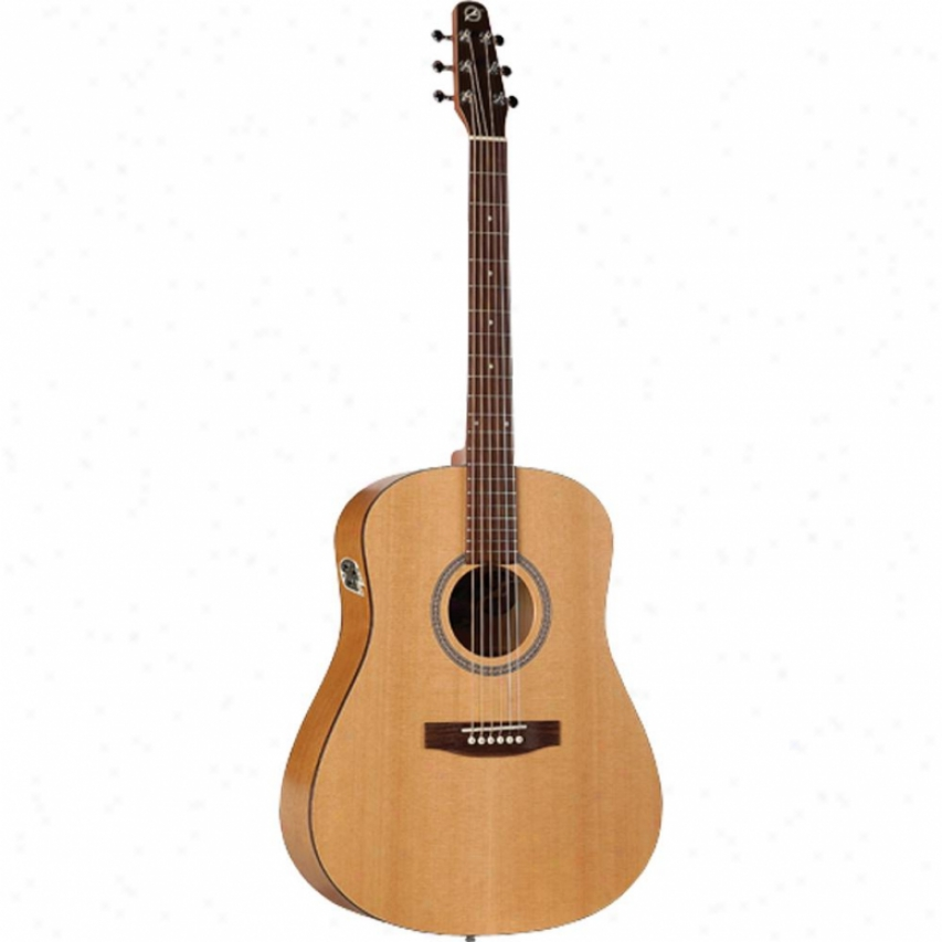 Seagull Open Box 029419 S6 Quantum-i Acoustic Electric Guutar