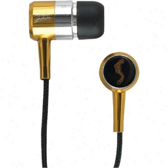Section 8 Rbw-4980 Michael Jackson Ear Buds