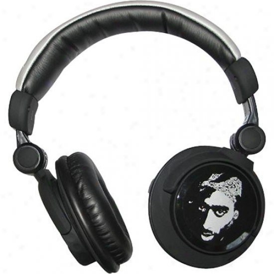 Section 8 Tipac Shakur Dj Headphones