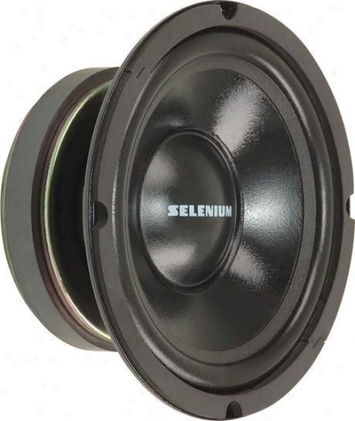 "Selenium 6"" Woofer W/200 Watts Max Power"