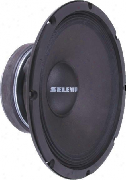 "Selenium Pro. 10"" Woofer Designed To Meet A Variety Of Pw Needs"