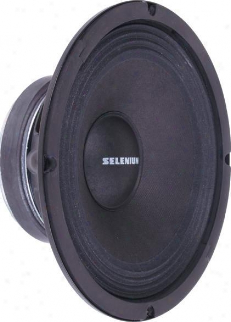 """Selenium Professional 8"""" Woofer Designed To Meet A Variety Of Pa Needs"""