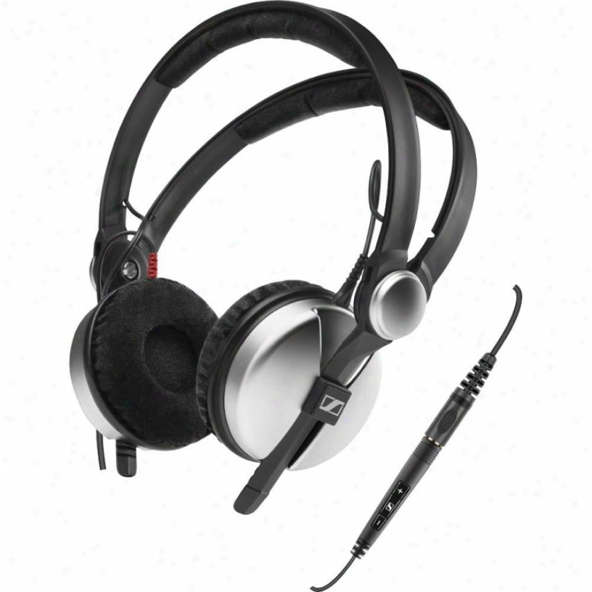 Sennheiser Amperior Dj Headphone - Silver
