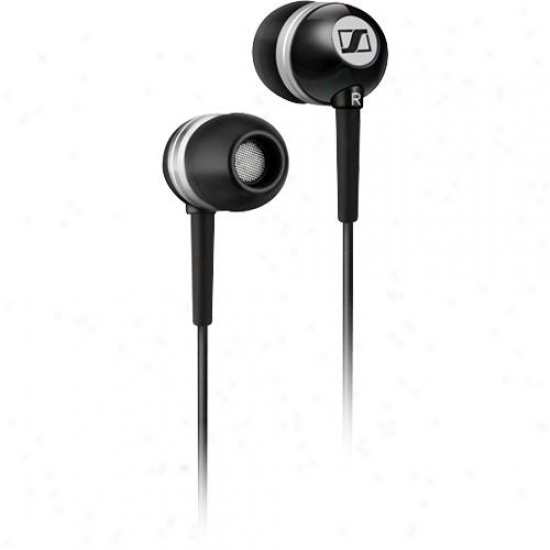 Sennheiser Cx300iibk Stereo Ear-canal Headphones - Black