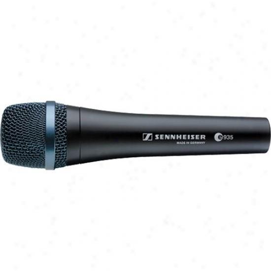 Sennheiser E935 Professional Vocal Handheld Cardioid Dynamic Microphone