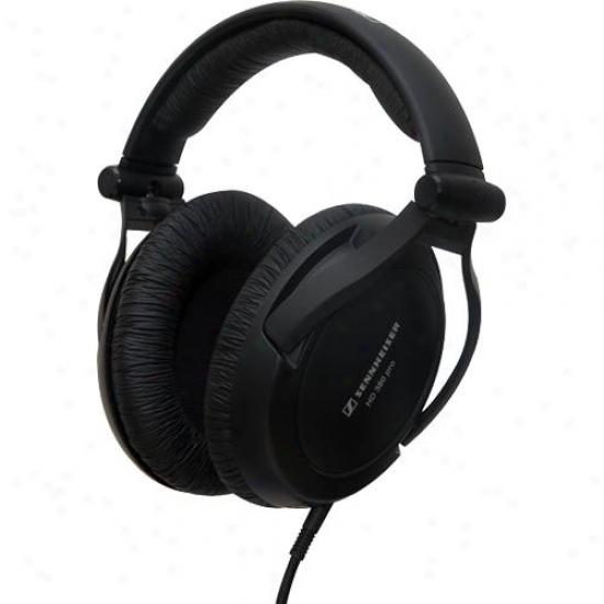 Sennheiser Hd 380 Pro Professional Monitoring Headphones - Black