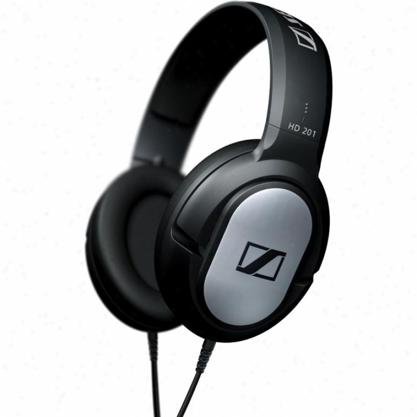 Sennheiser Hd201 Dj Stereo Headphones