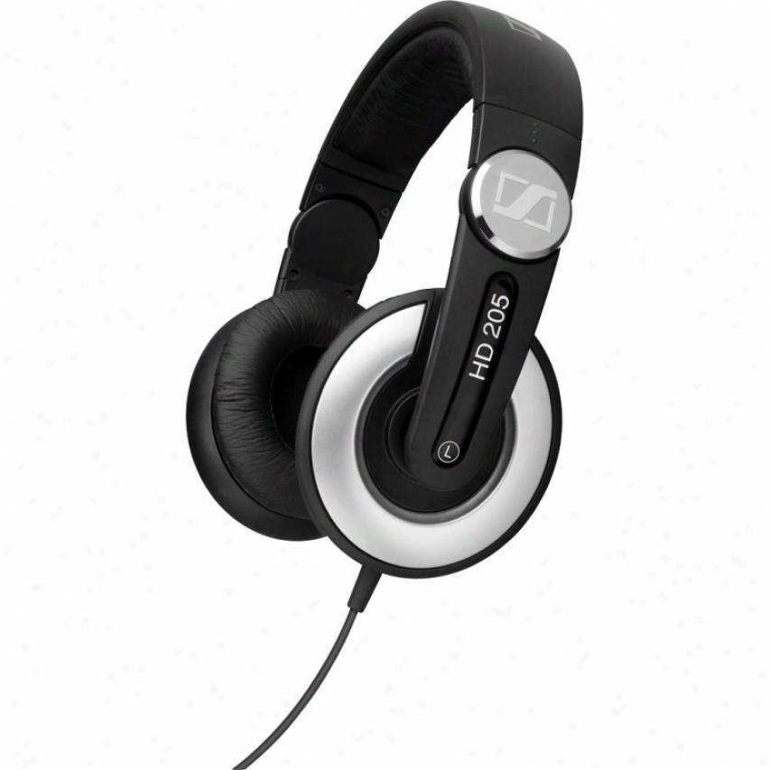 Sennheiser Hd205ii Dj Headphones