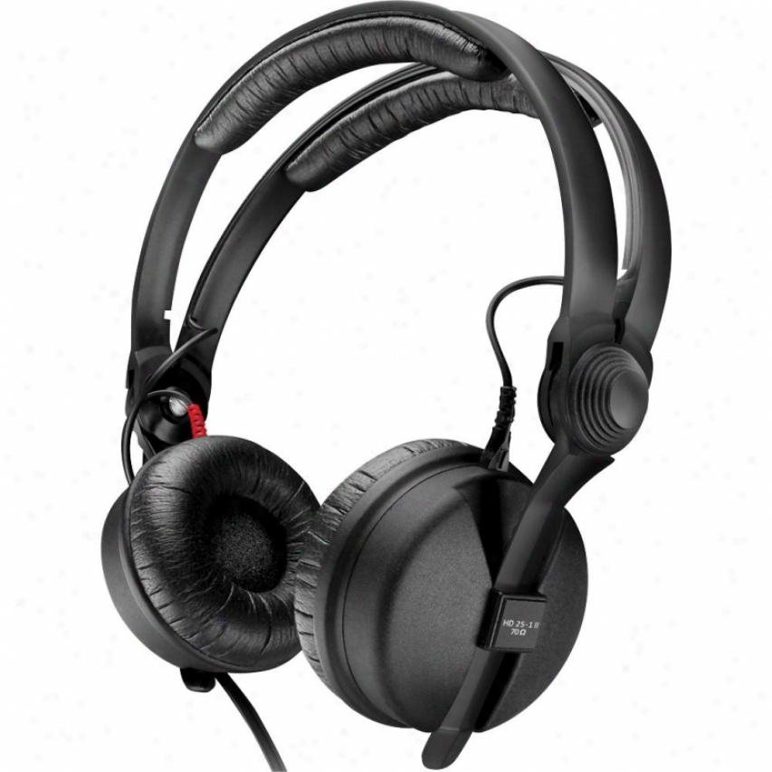 Sennheiser Hd25-1 Ii Closed Back Professional Headphone With Swivel Earcups