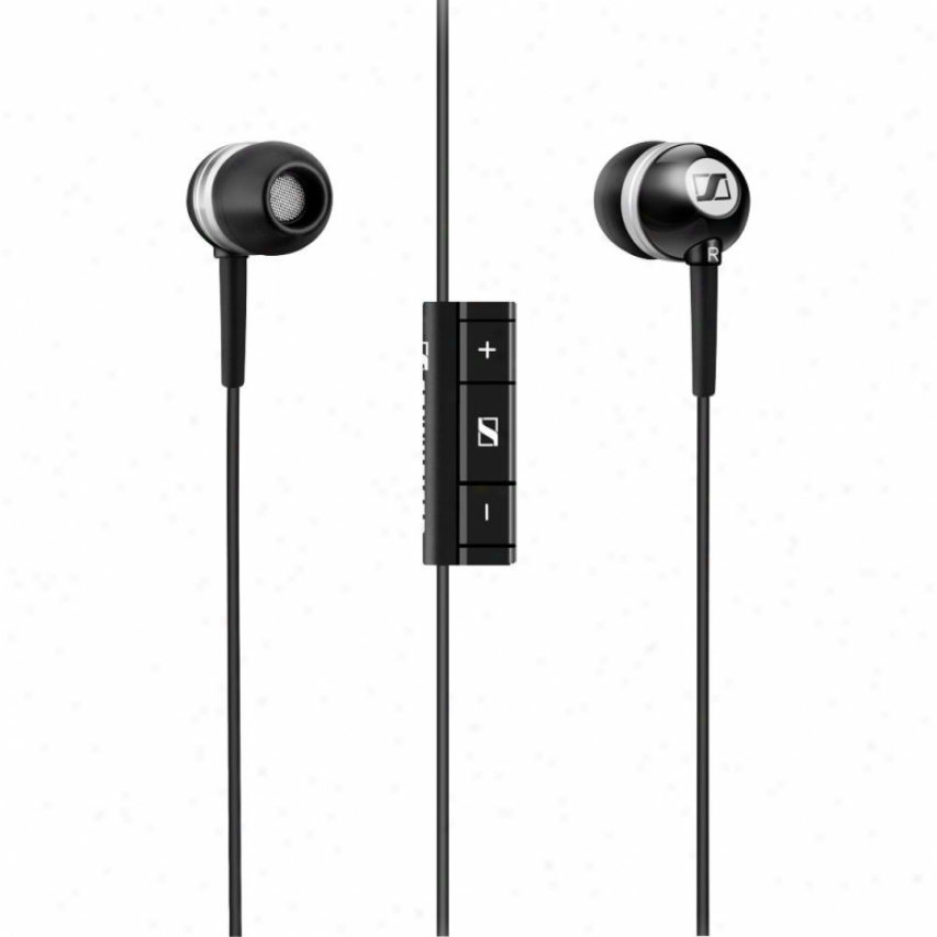 Sennheiser Mm 70i In-ear Sound Isolating Stereo Headset - Iphone/ipod/ipad