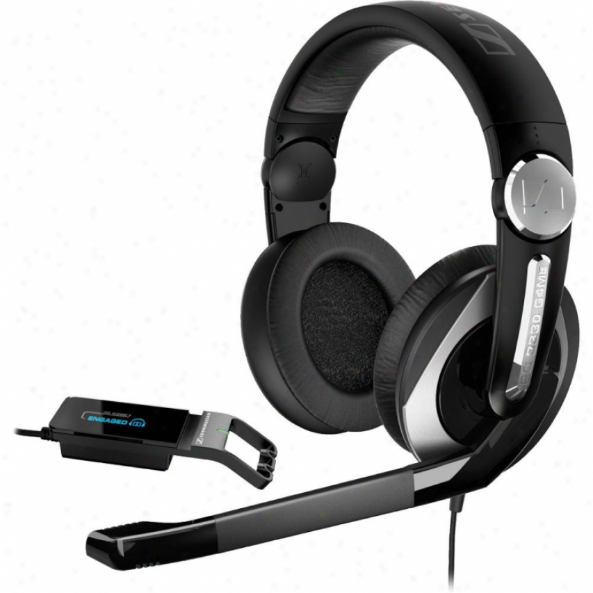 Sennheiser Pc333d Surround Stereo Headphones