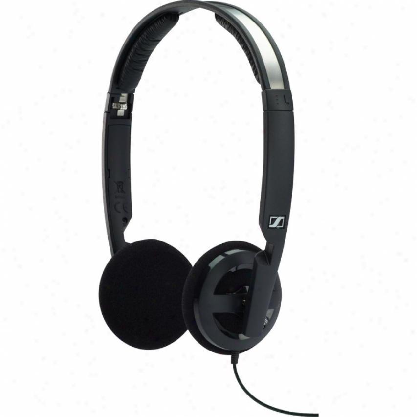 Sennheiser Px 100-ii Supra-aural Mini Headphones - Black