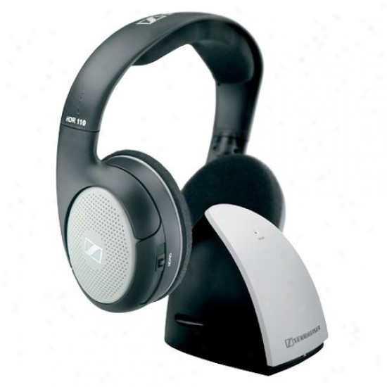 Sennheiser Rs-110 Wireless Headphones