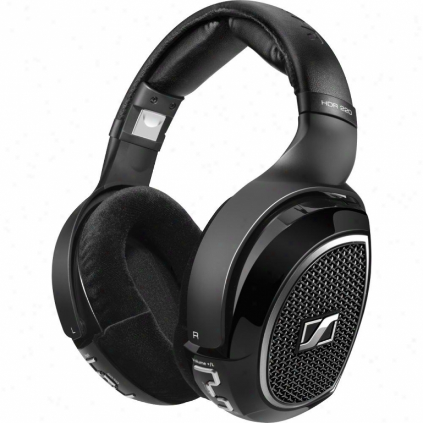 Sennheiser Rs-220 Audiophile Wireless Headphones