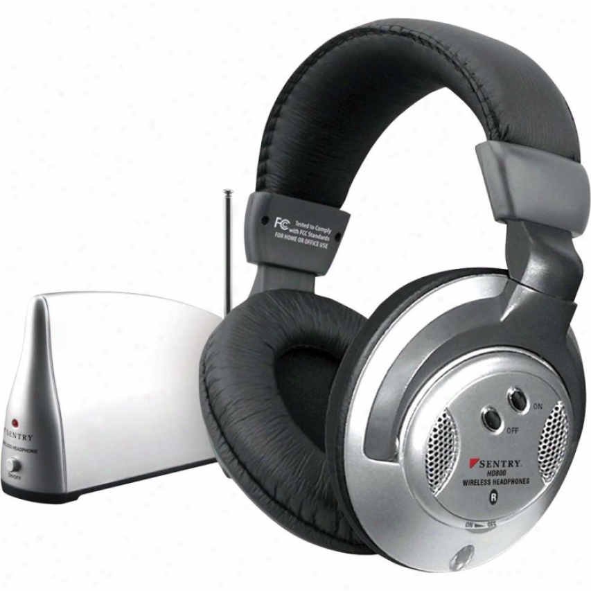 Setry Industries, Inc. Ho800 Wireless Headphones