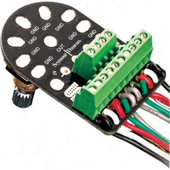 Seymour Duncan Liberator Solderless Potentiometer 500k - 11801-01-500k