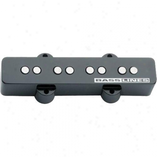 Seymour Duncan Quarter Pound For Jaz2 Low Sjb-3b Bridgw Pickup - 11402-04