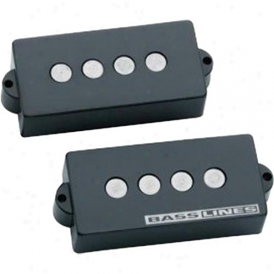 Seymour Duncan Divide Pound For P-bass Spb-3 - 11402-06