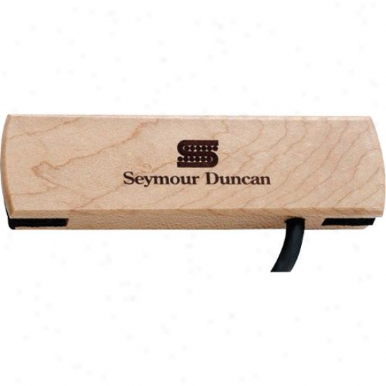 Seymour Duncan Sa-3sc Woody Single Coil Soundhole Pickup - 11500-30
