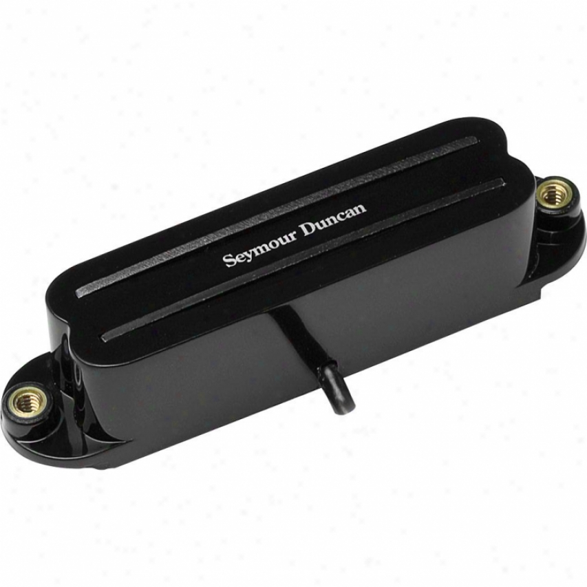 Seymour Duncan Scr-1n Coool Rails Strat Neck Pickup - Black