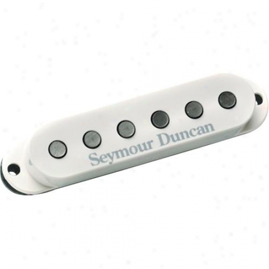 Seymour Duncan Ssl-6 Custom Flat Pro Strat Single-coil Pickup