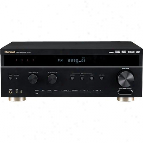 Sherwood Rd-7503 Advanced 7.1 Channel Audio/video Receiver With Hdmi 1.3