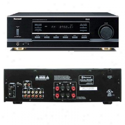 Sherwood Rx-4109 Stereo Receiver Component