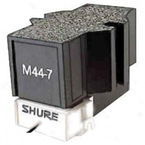 Shure M44-7 Dj Turntablist Record Needles