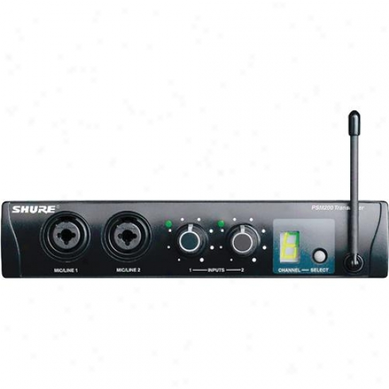 Shure P25 Wireless Transmixer