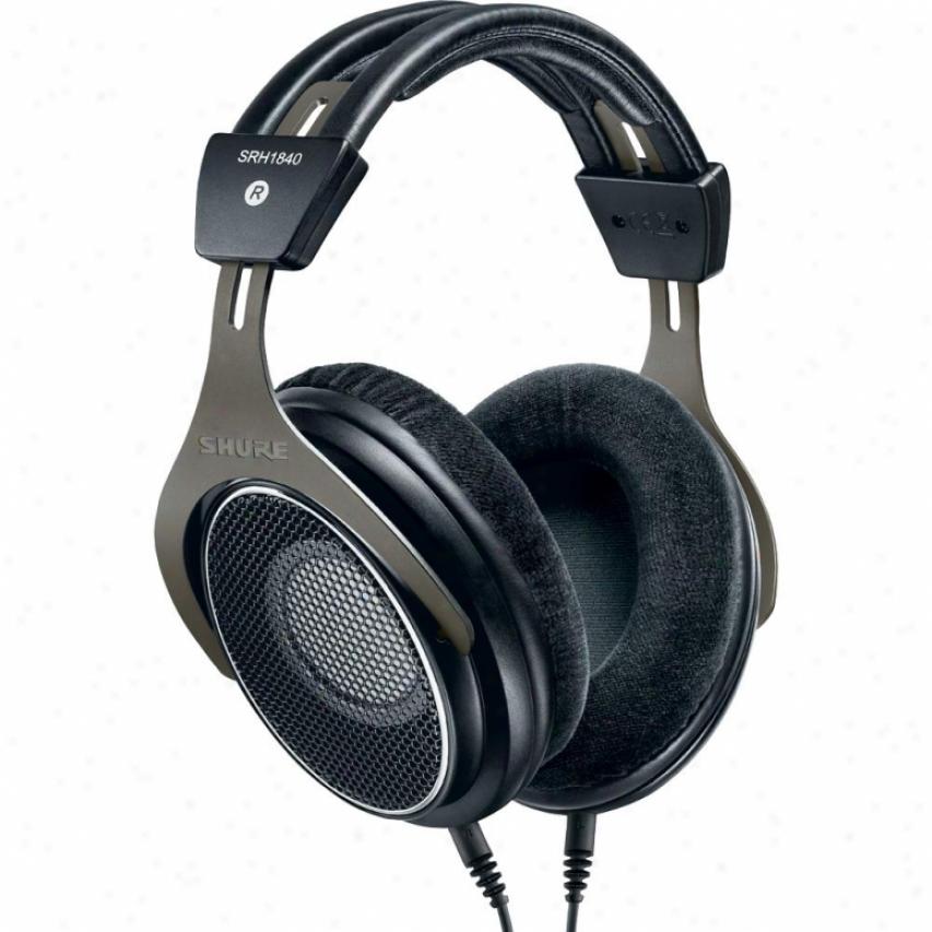Shure Srh1840 Profexsional Open Back Headphones