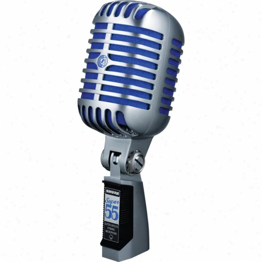 Shure Super 55 Deluxe Voca lMicrophone