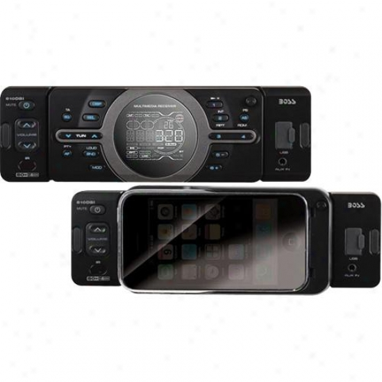 Single-din Mp3 Digital Media Player Am/fm Receiver