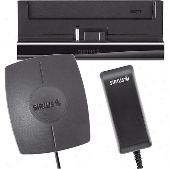 Sirius Suph1 Home Kit For Sportster Or Starmate