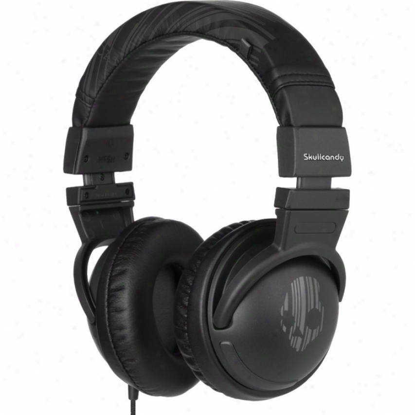 Skullcandy Hesh 2011 Headphones - Black/gray - S6hedz118