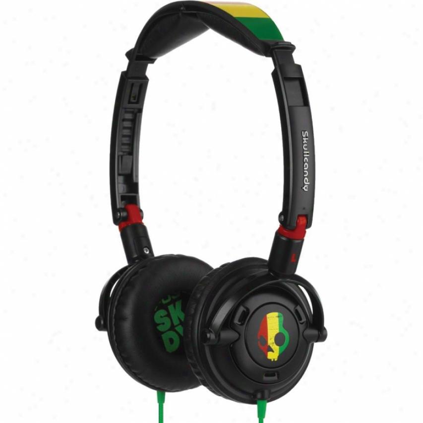 Slullcandy Lowrider 2011 Headphones - Rasta - S5lwdy058