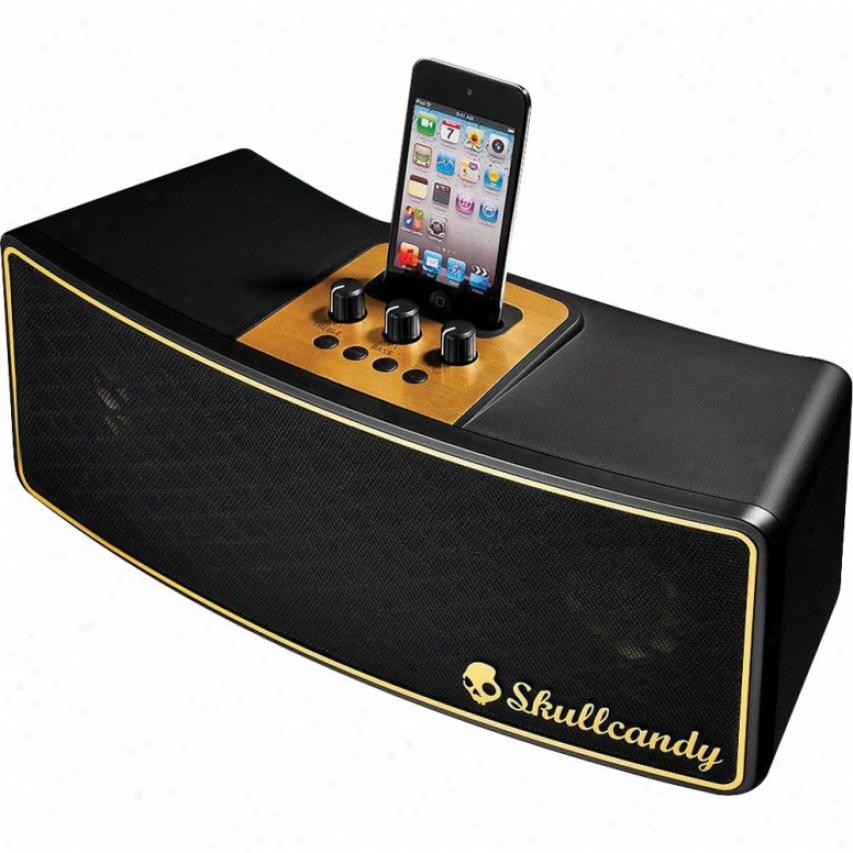 Skullcandy Vandai Speaker Dock For Ipod & Iphone - S7lacz-04