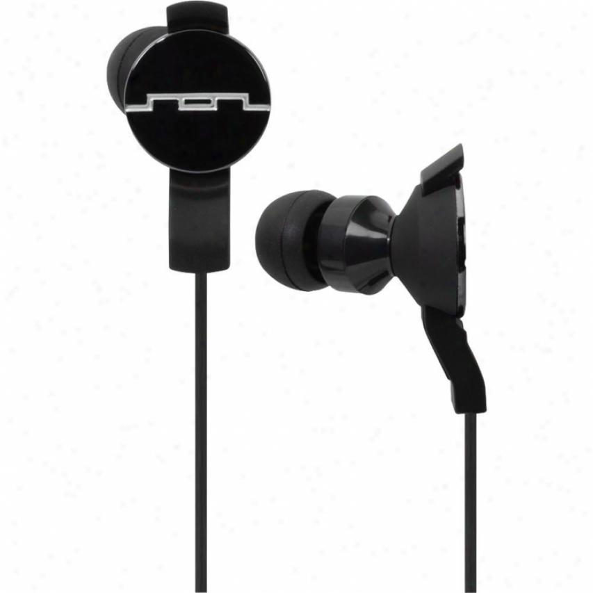 Sol Republic Amps In-ear Headphones Black