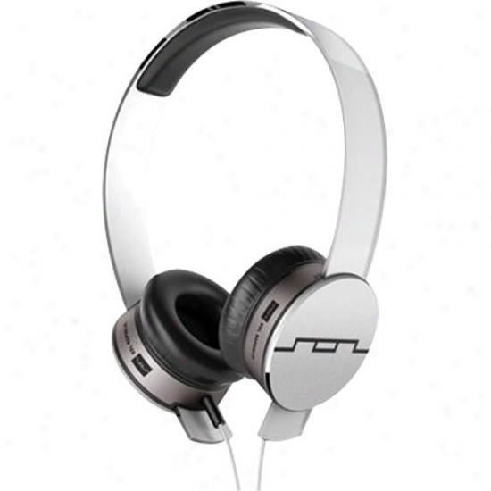 Sol Republic Tracks Hd Heqdphones Headset White 123102