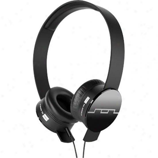 Sol Republic Tracks Headphones Headset Black 120101