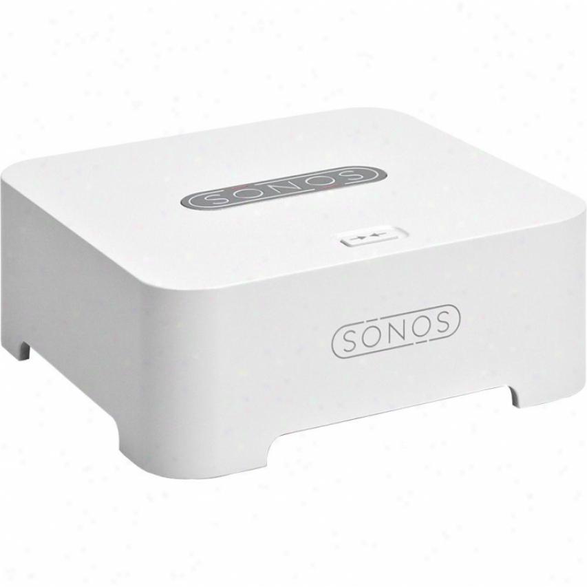 Sonos Zonebrige Br100 Wireless Bridge For Sonos System